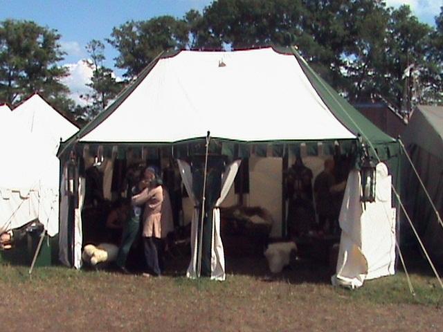 Mittelalter Zelt Gebraucht : Rüstschmied zelt mittelalter zeltbau vom ritterzelt